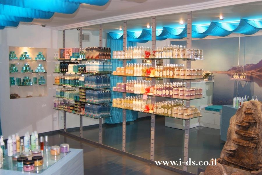 Магазины израильской косметике в москве