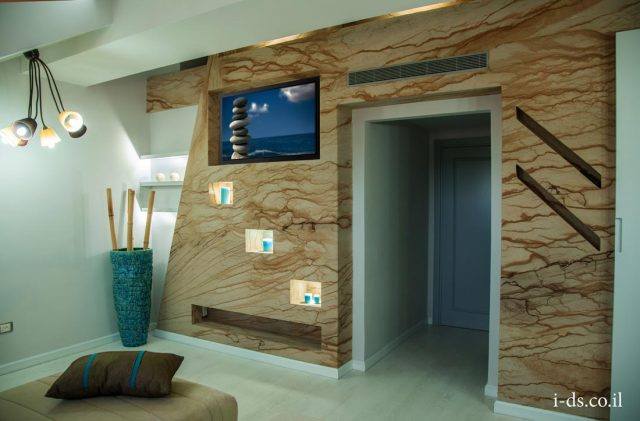 עיצוב מיוחד לחדר אורחים.אירנה פטרושקו אדריכלית פנים. עיצוב ותכנון דירות ובתים פרטיים
