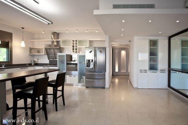 עיצוב חלל מטבח. מטבח איטלקי.אירנה פטרושקו אדריכלית פנים. עיצוב ותכנון דירות ובתים פרטיים