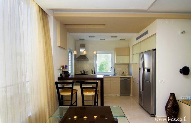 עיצוב ותכנון מטבח. אירנה פטרושקו אדריכלית פנים. עיצוב ותכנון דירות ובתים פרטיים