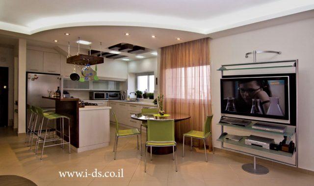 עיצוב חלל פתוח, תכנון נכון לדירה. אירנה פטרושקו אדריכלית פנים. עיצוב ותכנון דירות ובתים פרטיים
