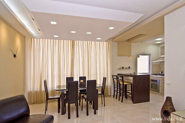 עיצוב ותכנון פינת אוכל. אירנה פטרושקו אדריכלית פנים. עיצוב ותכנון דירות ובתים פרטיים