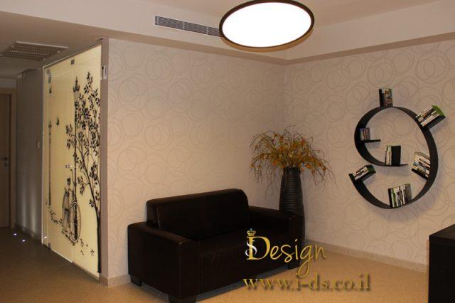 עיצוב מסדרון