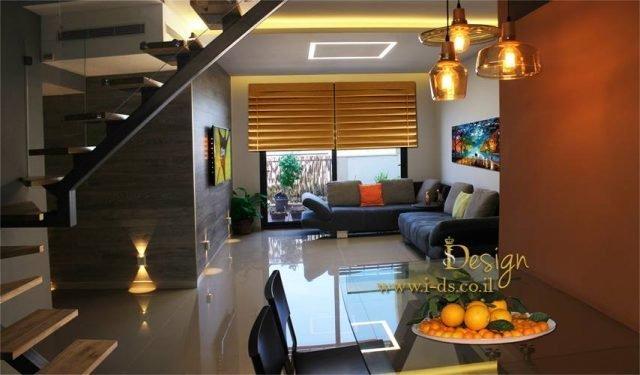 עיצוב דירה בפתח תקווה