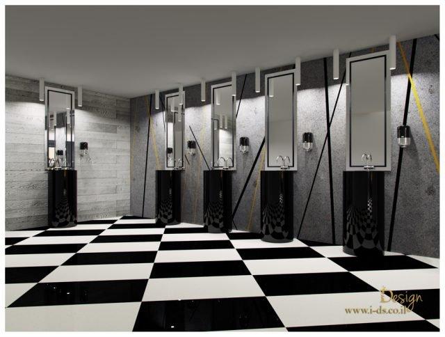 עיצוב אולם אירועים.מעצבת אירנה פטרושקו