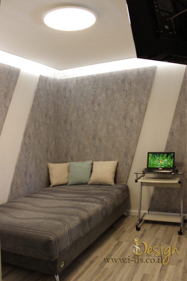 עיצוב לחדר נוער